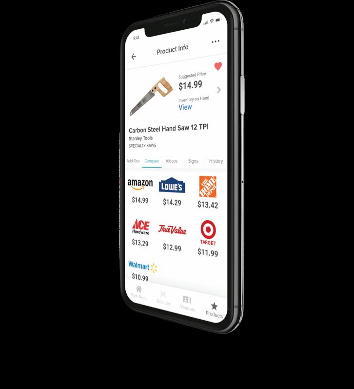 EZ-AD Mobile App - Barcode Scanner